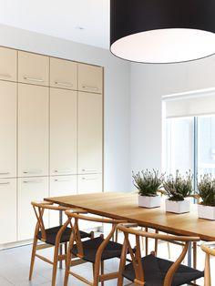 Wishbone Chairs / Dining Room