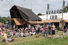 Avalon Inn Glastonbury 2015