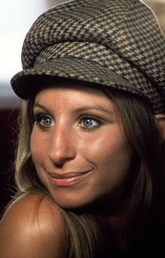 Barbra Streisand in the wonderful What's Up, Doc? (1972)