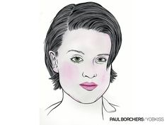 Illustration by Paul Borchers. Kelly for Parool magazine