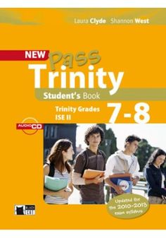 Black Cat - Cideb - Pass Trinity - Grades 7-8 and ISE II (New Edition)