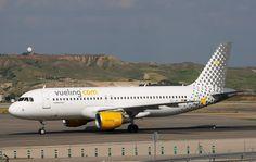 vueling airbus a320, el avión de mi amor