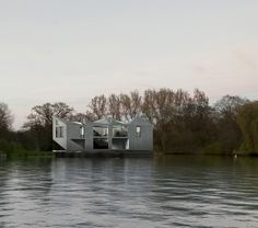 WoolfsonandGrünberglaunchedThe D*Haus Companyto develop the concept for theexperimental house, which would fold into different configurations so that it can take on up to eight different shapes.