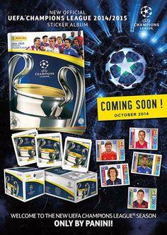 images of uefa champions league 2014 | Panini UEFA Champions League 2014-2015 Official stickers album ...