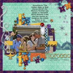 Morocco layouts (General) - Page 7 - MouseScrappers.com