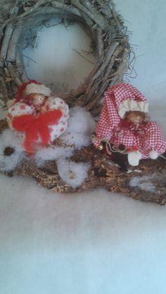 folletti Pacioccosi decorazioni natalizie 10 euro per info adriana.loria@tiscali.it