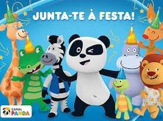 Canal Panda, Bolo Panda, Panda Party, Cute Panda, Party Time, Panda Wallpaper, Disney Characters, Poster, Diy Baby
