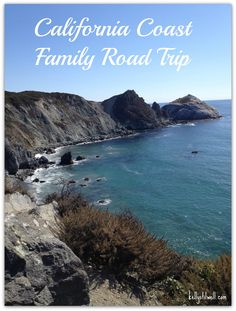 California Coast Family Road Trip - Virtually Yours