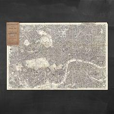Pocket Map of London