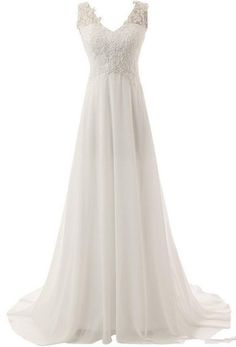 Fast Shipping Open Back Prom Dresses Vestido De Novia Vintage V-Neck Cheap  Appliques Beach Evening Gowns. Gown WeddingLace ... a31a55c9ff01