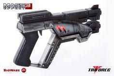 Mass Effect - M-3 Red Predator Full Scale Replica