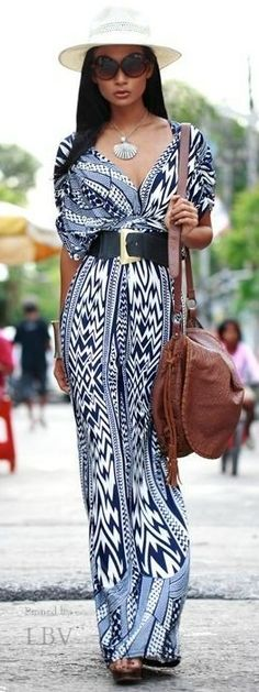 Maxi Wear ♥✤Street Fashion