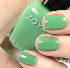 ZOYA Stunning Summer Collection 2013 Review, Swatches, Photos
