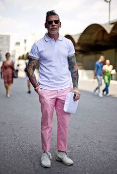 Nick Wooster    TRAVELLING WITH A HINT OF FASHION || fashionthroughtravel.com