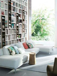 Bibliothèque Moderne Et Design Pour Un Rangement Avec Finesse