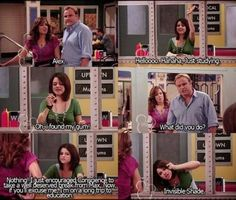 FunnyAnd offers the best funny pictures, memes, comics, quotes, jokes like - Wizards of Waverly place Old Disney Channel Shows, Old Disney Shows, Disney And Dreamworks, Disney Pixar, Wizards Of Waverly Place, Old Shows, Disney Memes, Disney Love, Disney Stuff