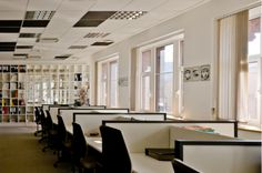 Quick Look: The Offices of Latvian Publisher Rigas Vilni