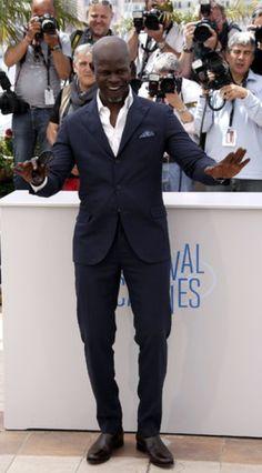 Djimon hounsou iz 2014