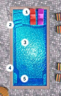 The DEL SOL Looking for the perfect tanning ledge pool? Adults can lounge and relax, kids can splash and play, and both discover a new dimension of the backyard pool experience with the Del Sol.