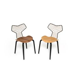 Fashion brand Han Kjøbenhavn has collaborated with the Republic of Fritz Hansen to issue a …