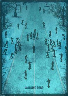 The walking dead - A