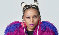 Amapiano vs Gqom which is your fave? Big Box Braids Hairstyles, Braided Hairstyles, Fun Questions To Ask, South African Artists, Hip Hop Artists, Kinky, Afro, Female Artist, Net Worth