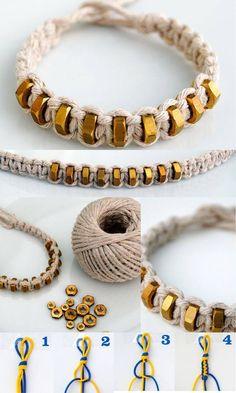 56 Superb DIY Armbänder, um Ihre Mode-Accessoires zu aktualisieren, ohne ein Vermögen zu schälen  #accessoires #aktualisieren #armbander #schalen #superb #vermogen