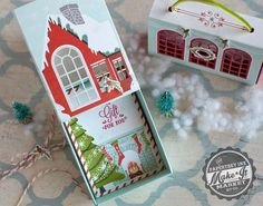 make it market: all through the house kit |  Melissa Phillips | PTI | gift card box