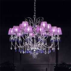 Pretty Chandelier The Incensewoman