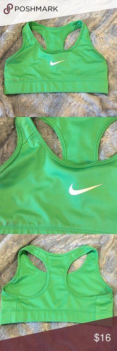 Nike SportsBra XS Nike Dri-Fit Sports Bra XS. Great condition.     ❗️No Trades ❗️ Proceeds go towards feeding the homeless ❗️ Nike Intimates & Sleepwear Bras