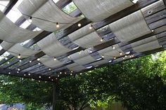 Freestanding Pergola Ideas - - Pergola Terrasse Videos F ., Freestanding Pergola Ideas - - Pergola Terrasse Videos Ferme - - Independent pergola next to the house Even though historical within strategy, this pergola has been going. Outdoor Rooms, Outdoor Gardens, Outdoor Living, Outdoor Life, Outdoor Decor, Pergola Patio, Backyard Patio, Pergola Ideas, Pergola Drapes