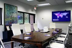 Alphanumeric Systems - Commercial Interior Design Portfolio