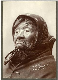 Princess Angeline, daughter of Chief Seattle