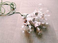 INVITUS: DIY #30: MULTI BULB LAMP