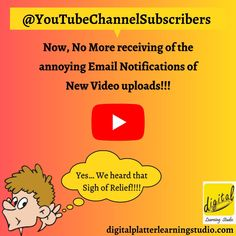 @CareerAspirants - Liked this YouTube Update?? You too can become the first one to share such exciting updates of the world of Social Media with your friends and connects…. Be the part of this exciting world of Social Media Marketing, and get to know about several such exciting news and updates… Learn Digital Marketing & make this fun & exciting task as part of your job!!!  Register yourself for Digital Marketing Batch Launch on August 29th, 2020. Marketing Goals, Content Marketing, Social Media Marketing, Online Marketing, Digital Marketing, Seo Training, Marketing Training, Marketing Institute, Student Jobs