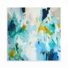 Abstract Art Abstract painting Abstract wall art by Magda Magier