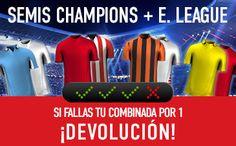 el forero jrvm y todos los bonos de deportes: sportium bono 50 euros seguro combinada Champions ...