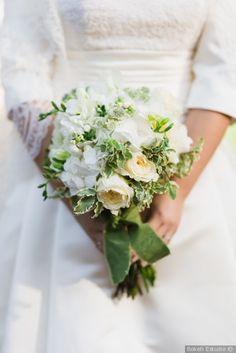 Ramos de novia en colores claros #wedding #bodas #boda #bodasnet #decoración #decorationideas #decoration #weddings #inspiracion #inspiration #photooftheday #love #beautiful #bride #groom #awesome #flowers #colour