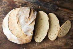 Extra-Tangy Sourdough Bread Recipe
