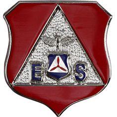 Civil Air Patrol Badge: Emergency Services