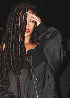 Rihanna, Dreadlocks                                                                                                                                                                                 More