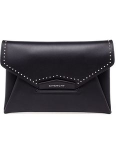 Shop Givenchy 'Antigona' envelope clutch in Vitkac from the world's best independent boutiques at farfetch.com. Shop 300 boutiques at one address.