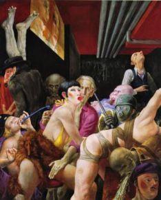 Volker Stelzmann. Konspiration Ausstellung Aschaffenburg (2009/10) :: Ausstellung, Museum