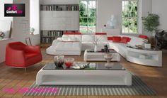 Canapé panoramique design ORCHESTRA