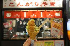 Hello Kitty Ice Cream - Tokyo