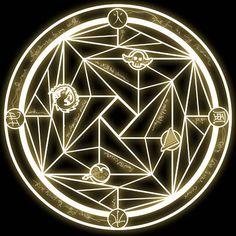 The-Panpiper's Magic Circle by the-panpiper on deviantART
