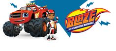 blaze and the monster machines clipart - Google Search