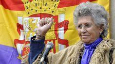 Pilar Bardem, Madre Tierra, cómicos, cultura para todos, coraje, valentía, on su inquebrantable dignidad y su delicioso sentido del humor