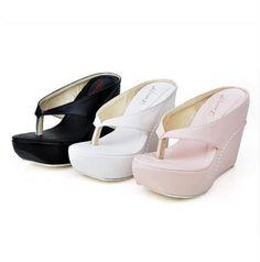 Romantic-Mit-Hohen-Absaetzen-Damen-Flip-Flops-Schuhe-Elegant-Groesse-31-44