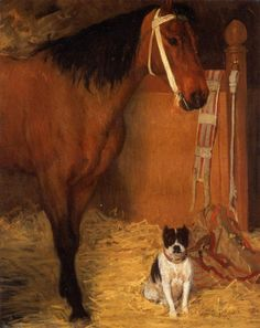$98, At the Stables Horse and Dog